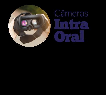 Câmeras intraroal