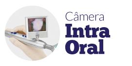 Câmera intraoral