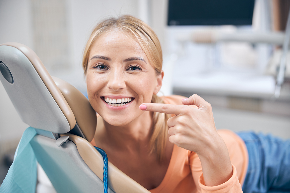 atenção especial aos nossos dentes